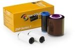 Картридж полноцветный YMCKO 250 оттисков