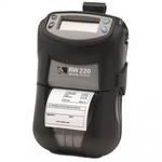 Мобильный принтер этикеток, штрих-кодов Zebra RW 220