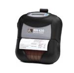 Мобильный принтер этикеток, штрих-кодов Zebra RW 420