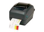 Принтер этикеток, штрих-кодов Zebra GX430t GX43-102520-000