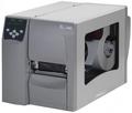 Принтер этикеток, штрих-кодов Zebra S4M - стандарт TT (термотрансферный)