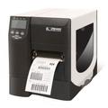 Принтер этикеток, штрих-кодов Zebra ZM400 300dpi - Нож с накопителем