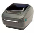 Принтер этикеток, штрих-кодов Zebra GK420d с диспенсером и поддержкой 10/100 Ethernet GK42-202221-000