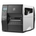 Принтер этикеток, штрих-кодов Zebra ZT230, DT 203 dpi,отделитель этикеток ZT23042-D1E000FZ