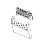 Zebra Отделитель для ZT410: passive peel option P1058930-076