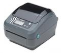 Принтер этикеток, штрих-кодов Zebra GX420d c поддержкой Ethernet, ножом, 64MB Flash, RTC, регулируемым датчиком чёрной метки (GX42-202422-150)