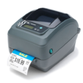 Принтер этикеток, штрих-кодов Zebra GX420t WiFi, LCD, нож (GX42-102722-000)