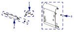 Комплект модернизации подмотки этикетки Zebra для 220Xi4 (P1008483)