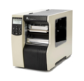 Принтер этикеток, штрих-кодов Zebra 140Xi4 203dpi + нож и накопитель, двойная дверца (140-8KE-00103)