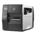 Принтер этикеток, штрих-кодов Zebra ZT230, DT 300 dpi, Ethernet, отделитель, намотчик (ZT23043-D2E200FZ)