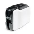Printer ZC100, Single Sided, UK/EU Cords, USB & Ethernet, ISO HiCo/LoCo Mag S/W Selectable