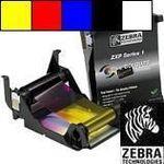 Картридж полноцветный 5-панельный YMCKO 800011-140 для ZXP Series1